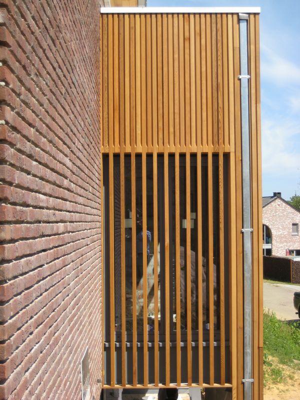 Construction D 39 Une Maison Sur Versant Braine Le Ch Teau