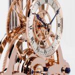 Matthias Naeschke Table Clock NT8