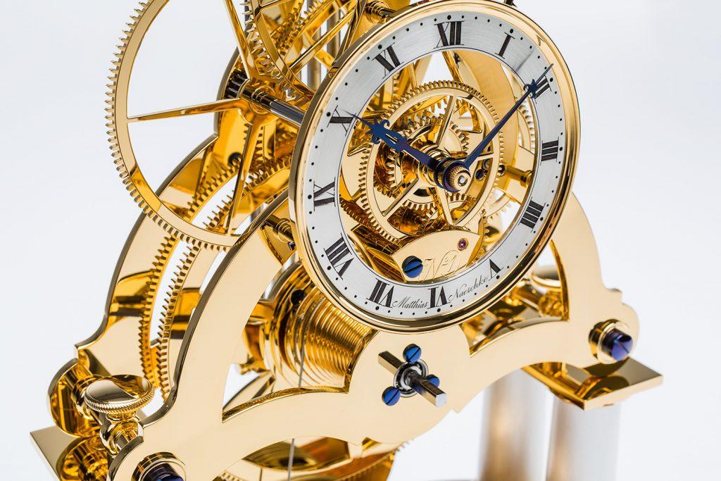 Matthias Naeschke Table Clock NT10