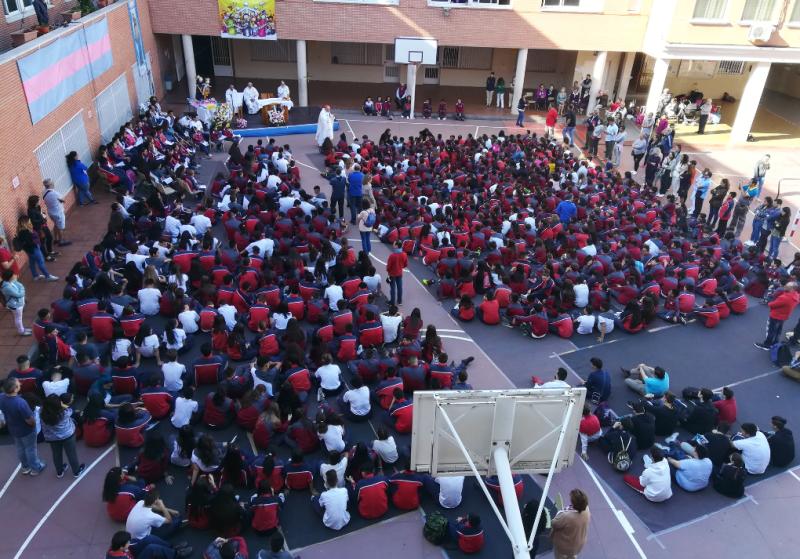 CardenalOsoro ColegioCiudadMuchachos 3