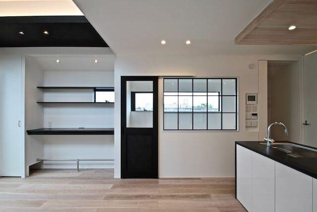 No.111 世田谷区注文住宅:K邸事例 LDK2の画像