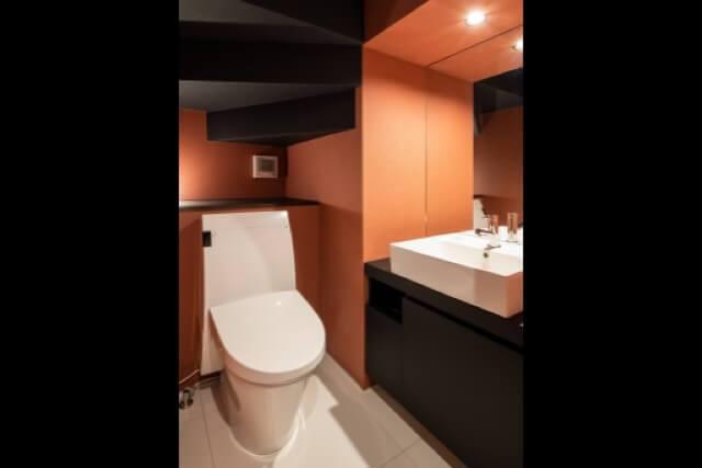 No.113武蔵野市-リノベーション トイレ1の画像
