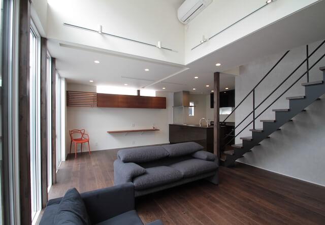 No.112 小金井市注文住宅:N邸事例 LDK1の画像