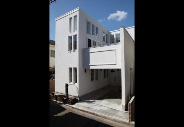 1.三鷹市注文住宅の外観