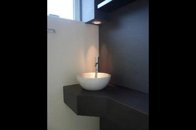 3.練馬区注文住宅の手洗い