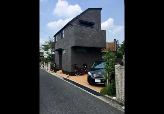 21.練馬区注文住宅の外観