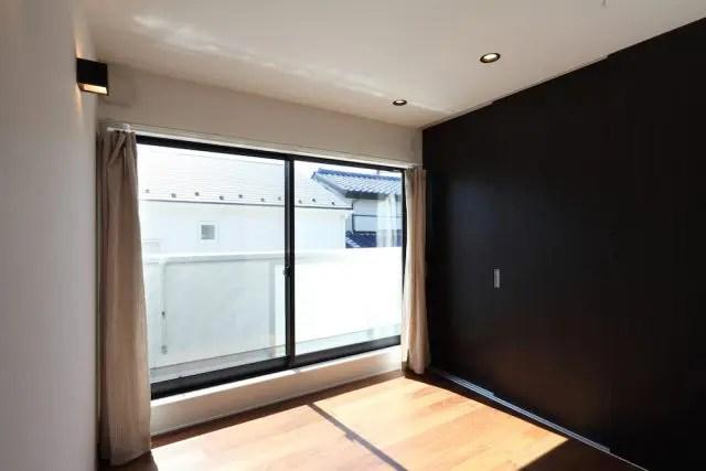 2.三鷹市注文住宅の居室