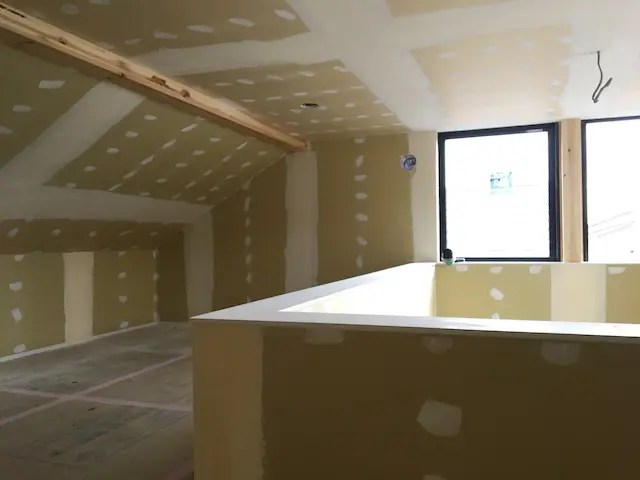 練馬区注文住宅の内装工事3