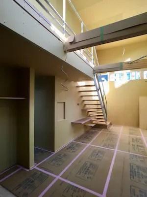 武蔵野市注文住宅の内観写真2