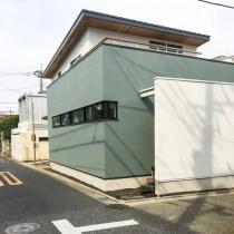 26.練馬区桜台の注文住宅の外観写真
