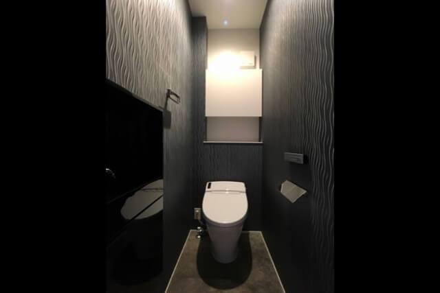 No.117 練馬区注文住宅 U邸事例 トイレの画像