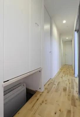 三郷市注文住宅の床下エアコン設置事例2