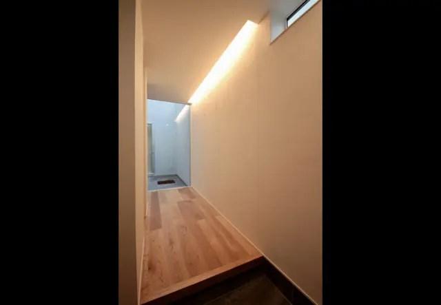武蔵野市に注文住宅を建てる工務店|玄関ホール画像