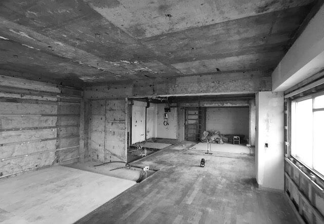 No.R09 文京区マンションリフォーム 解体の画像