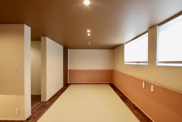 No.130 朝霞市注文住宅|SE構法 K邸事例 畳の部屋の画像