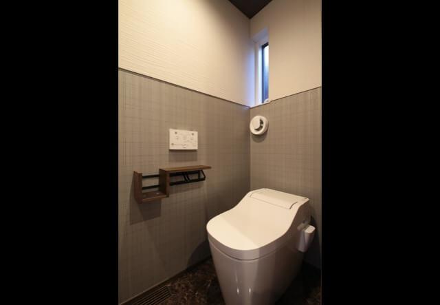 No.130 朝霞市注文住宅 SE構法 K邸事例 トイレの画像