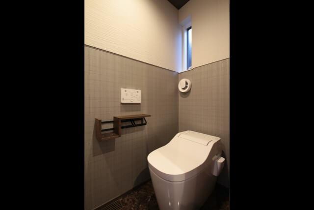 No.130 朝霞市注文住宅|SE構法 K邸事例 トイレの画像