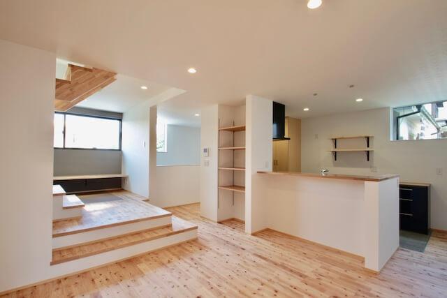 No.122 所沢市注文住宅 N邸事例 LDK2の画像