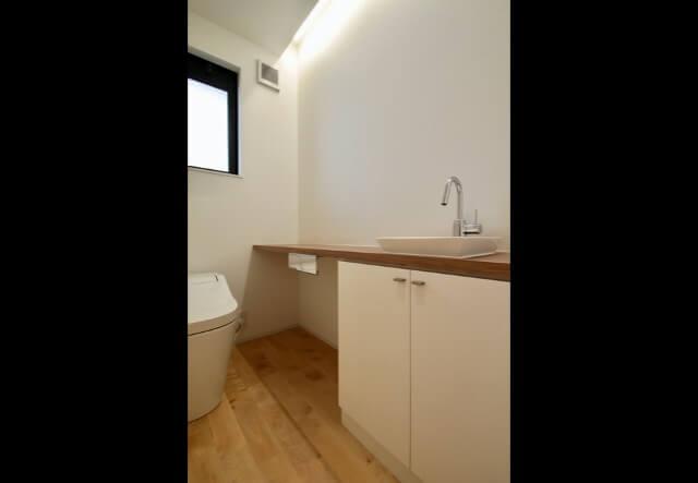 No.124 練馬区 戸建てリフォーム K邸事例 トイレの画像