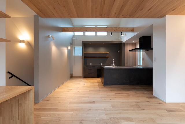 板橋区注文住宅 Y邸事例 LDK.1の画像