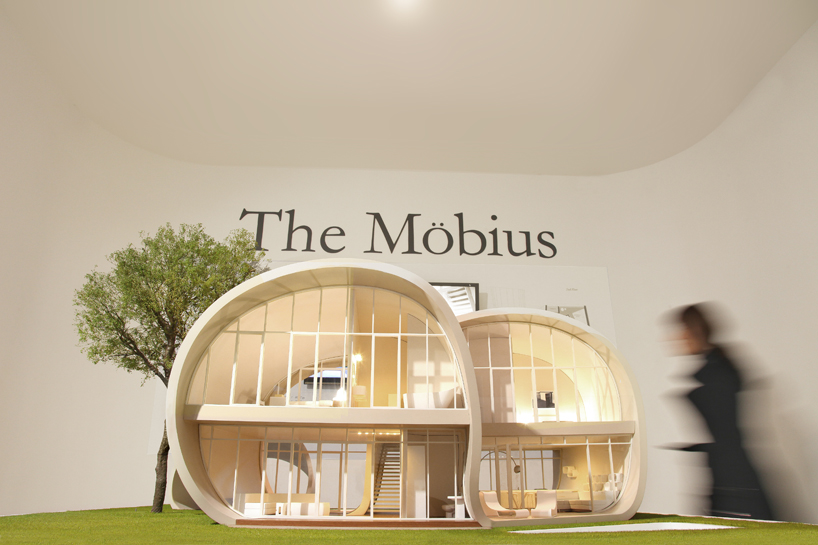 The Moebius House By Planning Korea