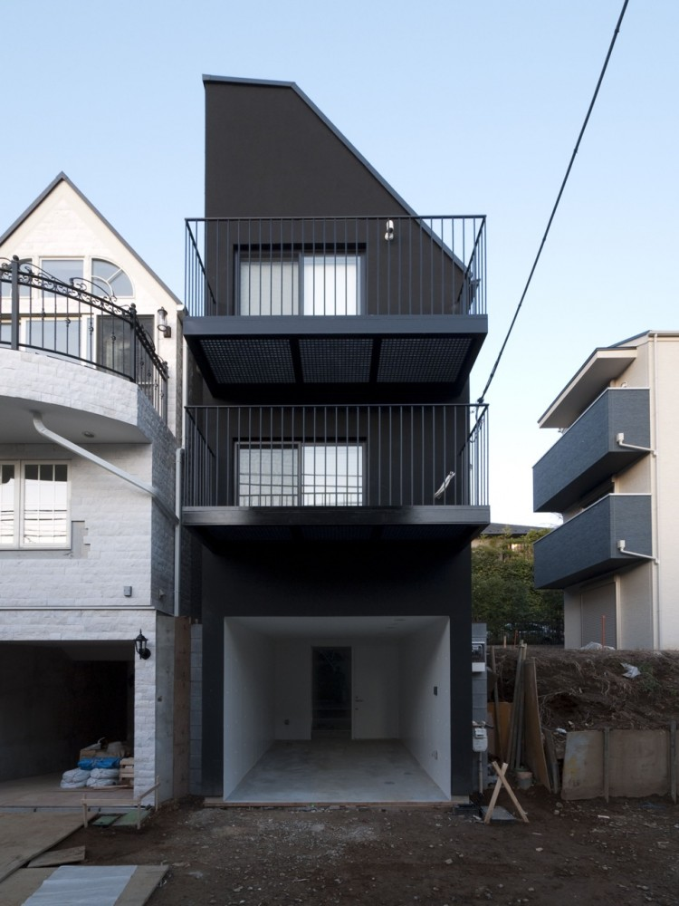 House Contrast By Key Operation