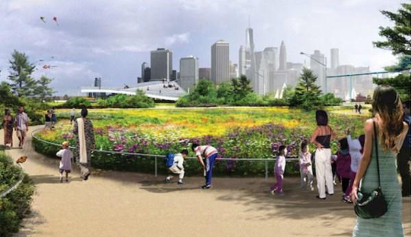 Bjarke Ingels Group Designs a New Landmark in Brooklyn ...