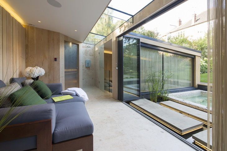 Beautiful And Luxurious Garden Room In Highgate By Folio