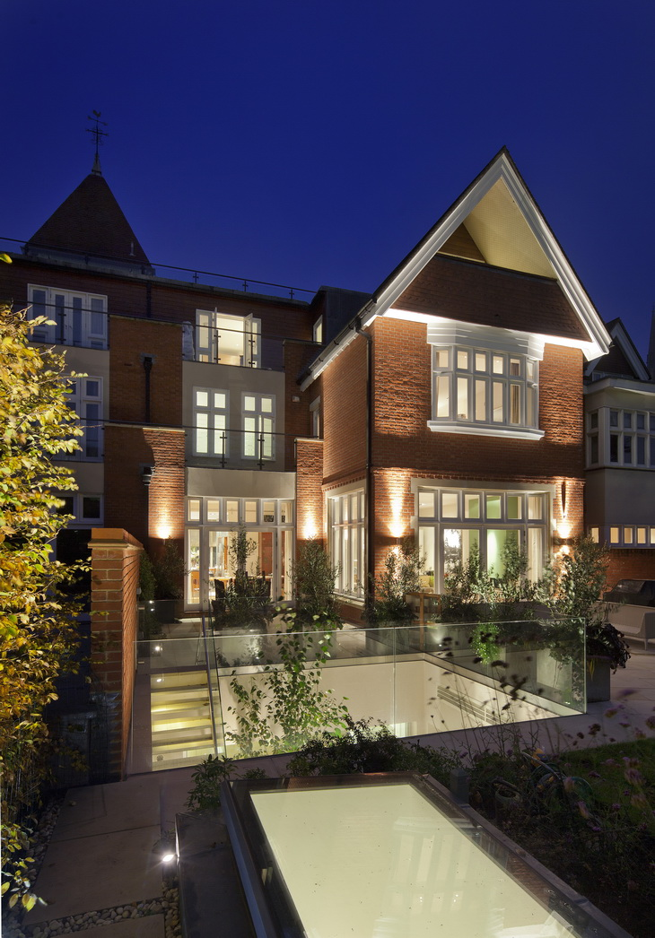 Hampstead Houses By Ksr Architects And Folio Design
