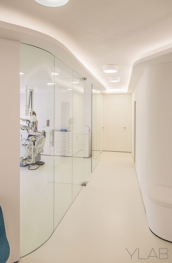 Dental Office Valles Amp Valles By Ylab Arquitectos Archiscene