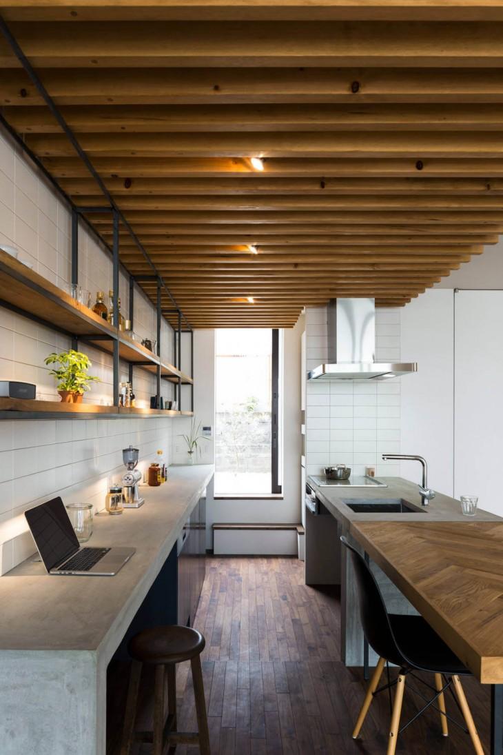 Minimalist House by Tukurito Architects - Archiscene ... on Minimalist:btlhhlwsf8I= Bedroom Design  id=20902
