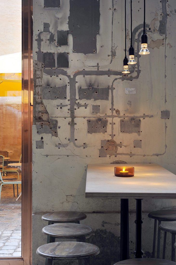 Kafe Magasinet By Main Office Archiscene Your Daily