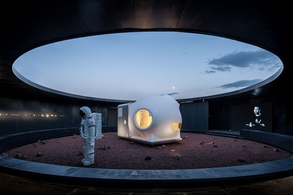 MARS Case Housing Prototype by OPEN Architecture