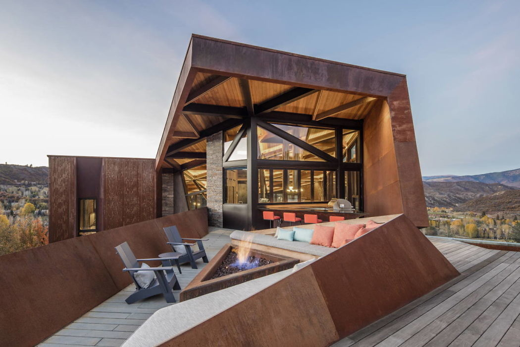 Owl Creek Residence By Skylab Archiscene Your Daily