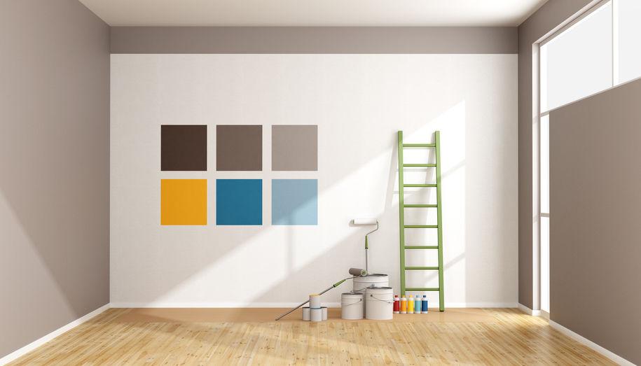 Tinteggiare le pareti di casa e ogni ambiente nel colore preferito, ci permette di rinnovare l'abitazione con poca spesa. Tinteggiare Le Pareti Di Casa 6 Colori Di Tendenza A Confronto Archisio