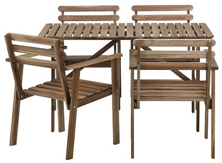 Tavoli E Sedie Da Giardino Ikea Con Tavoli E Sedie Da