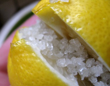 Salted Lemon. Picture by Angelina Williamson