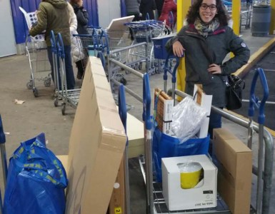 Experience at Ikea in New York