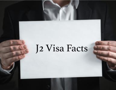 J-2 Visa