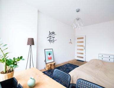 Clean Room Apartment