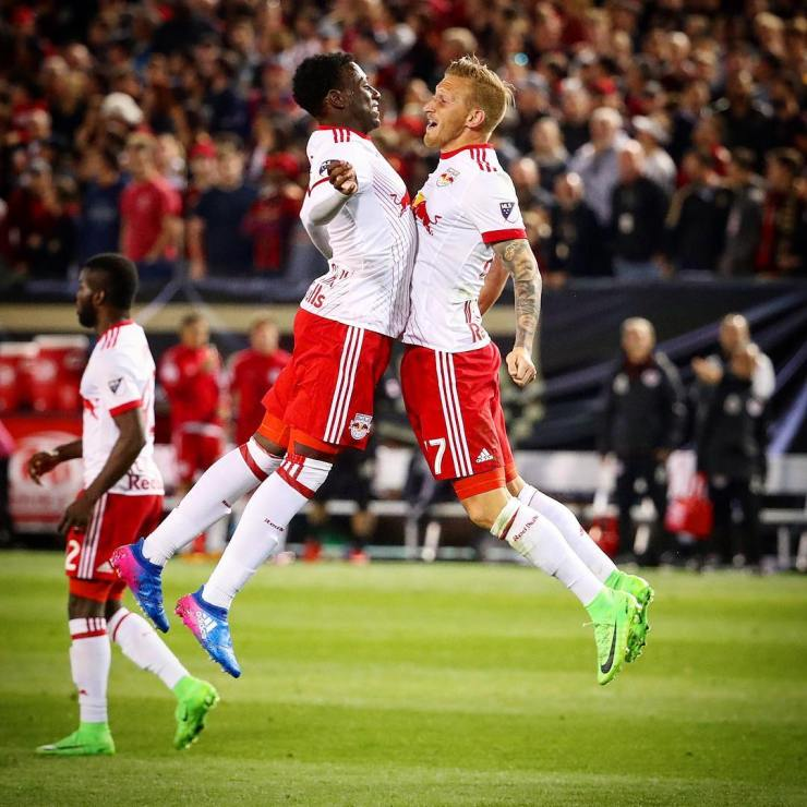 New York Red Bulls Soccer