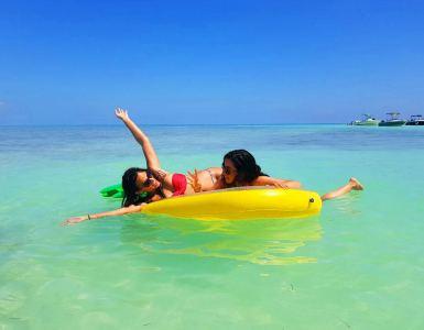 Mermaids in the Caribbean Keys!