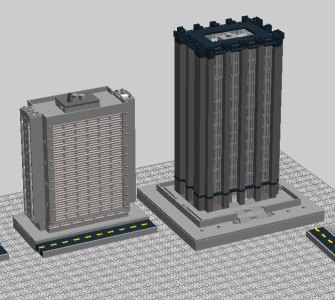 Long Lines Buildings