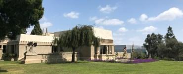 California Romanza & The Hollyhock House
