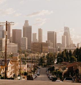 Work in Los Angeles