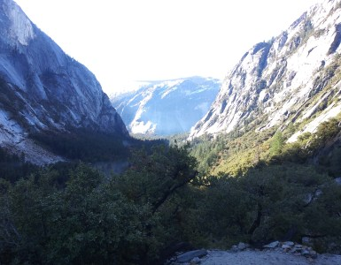 Yosemite on Thanksgiving