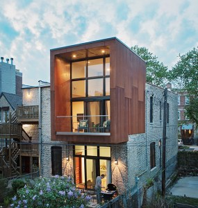 Renovations the contemporary architecture