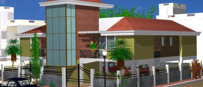 Mr. Abhishek - Mumbai Maharashtra - Bungalow Design
