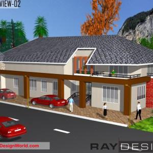 Best Residential Design in 8305 square feet - 03