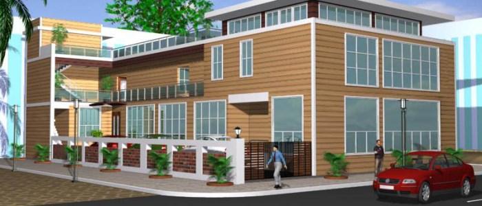 Best Hotel Design in 4360 square feet - 04